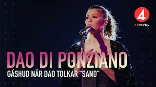 "Dao Di Ponziano - ""Sand"" - Molly Sandén - Idol 2019 - Idol Sverige (TV4)"