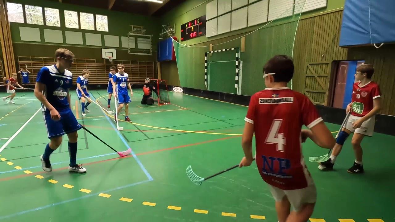 Download Highlights Rinkside (P06-07) Hovslätts IK - Vetlanda IBF (Innebandy/Floorball)