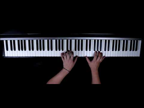 MusicFonts - Fast Car piano cover