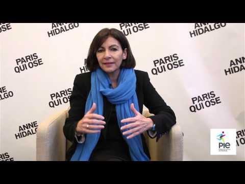 Création d'entreprise à Paris : Anne Hidalgo répond aux entrepreneurs PIE