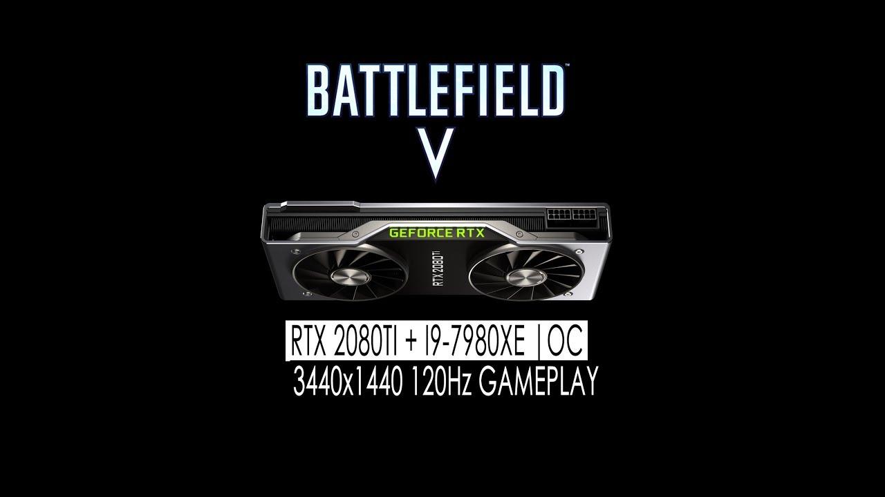 Battlefield 1 RTX 2080 TI & i7 6700k 4,4 ghz - Not smooth gameplay