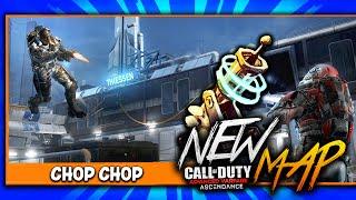 """LA MEJOR RACHA  (✖‿✖)""!! - Nuevo Mapa ""CHOP SHOP"" Advanced Warfare ""DLC ASCENDANCE"" Gameplay!"