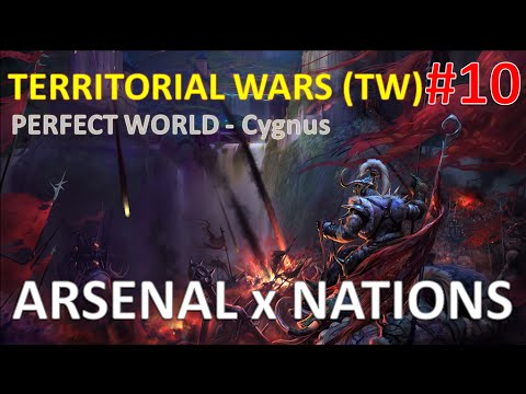 Perfect World - TW #10 Arsenal x Nations...