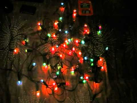 Woolworths 80 set of twinkling Christmas Lights - Woolworths 80 Set Of Twinkling Christmas Lights - YouTube
