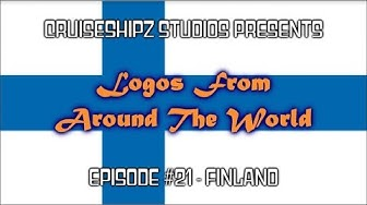 Logos From Around The World - Episode #21 - Finland