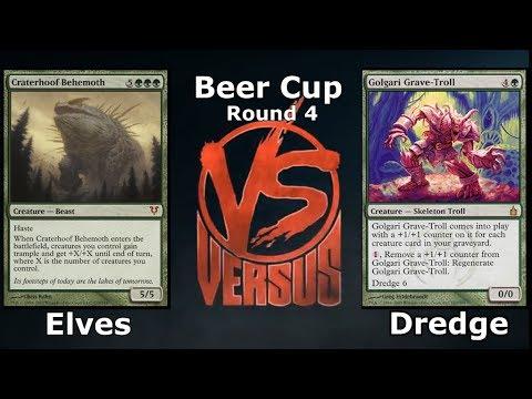 Legacy: Elves vs Dredge (Live)
