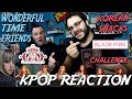 BlackPink & Girls Generation Kpop Reaction | Challenge | Tasty Korean Snacks | WTF EP 2