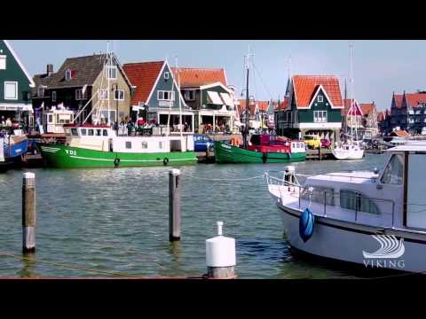 Viking River Cruise - Tulips And Windmills Itinerary | Planet Cruise
