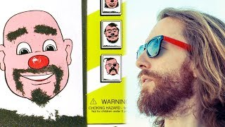 Facial Hair Transplants The Latest Hipster Rage