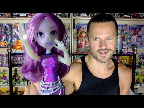 NEW ARI HAUNTINGTON WELCOME TO MONSTER HIGH POPSTAR FANG GHOULS BUDGET DOLL REVIEW