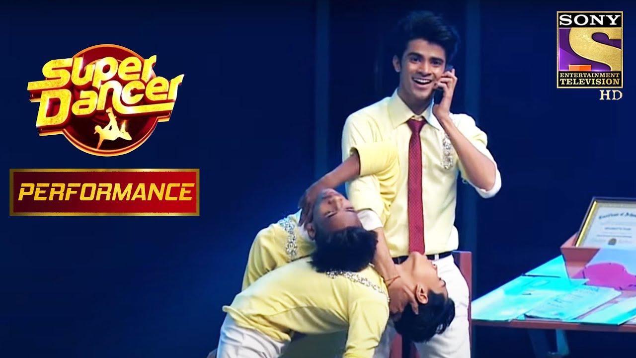 Ritik, Pratik और Laxman ने पाया Dharmesh का Grand Salute | Super Dancer Chapter 2
