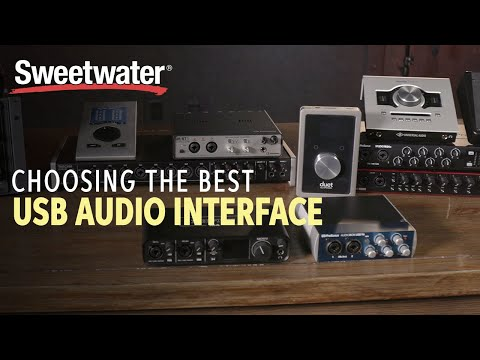 Choosing the Best USB Audio Interface on ANY Budget