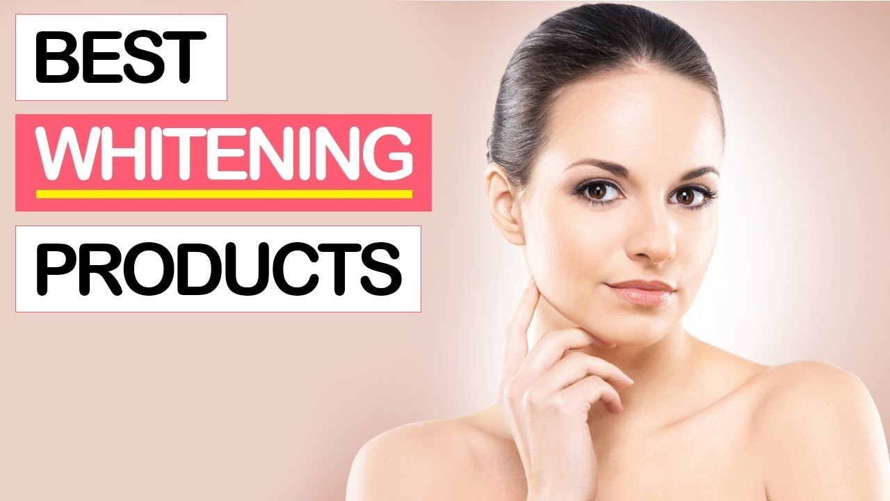 10 Best Skin Whitening Products 2019 - YouTube