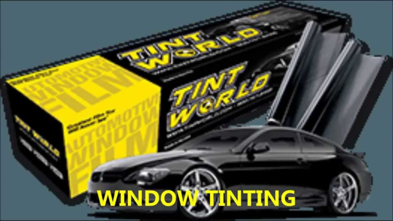 window tint colorado springs tint world youtube. Black Bedroom Furniture Sets. Home Design Ideas