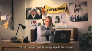 Banca Transilvania - Courage