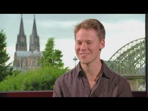 Queer as Folk cast ~ individual interviews 2012 ~ Randy Harrison & cast in Cologne