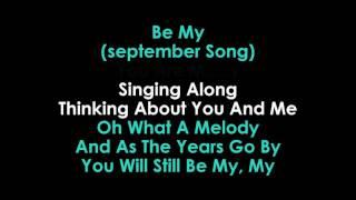 JP Cooper  September Song Karaoke