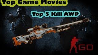 Video Top 5 kill AWP champions CS GO download MP3, 3GP, MP4, WEBM, AVI, FLV Desember 2017