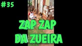 VIDEOS DO ZAP ZAP #35 - TENTE NÃO RIR - NOVEMBRO/2019
