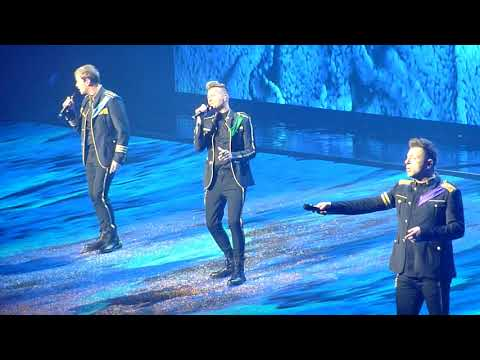 Westlife - My Love - SSE Arena, Belfast - 22nd May 2019