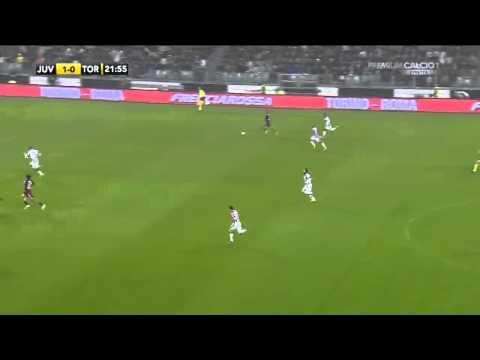 Bruno Peres Gol nel Derby