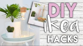 Ikea Hacks and DIYs | Budget Room Decor