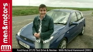 Ford Focus ST170 Test Drive & Review - With Richard Hammond (2001)