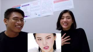 ITZY - DALLA DALLA MV REACTION (FIERCE QUEENS 💅)