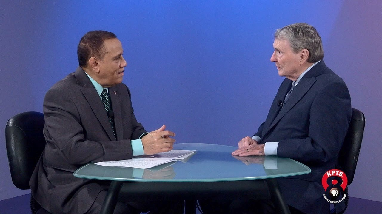 One on One with Victor Hogstrom: Jim Lehrer Part 2