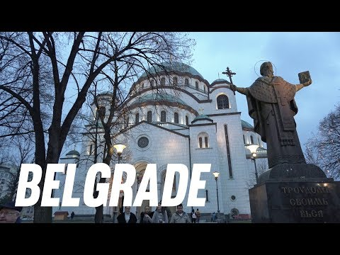 20 Things To Do In Belgrade Serbia