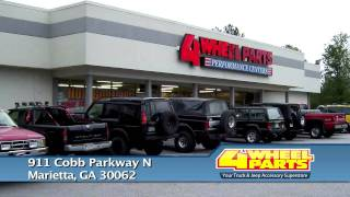 4 Wheel Parts Marietta, Georgia Store Bio