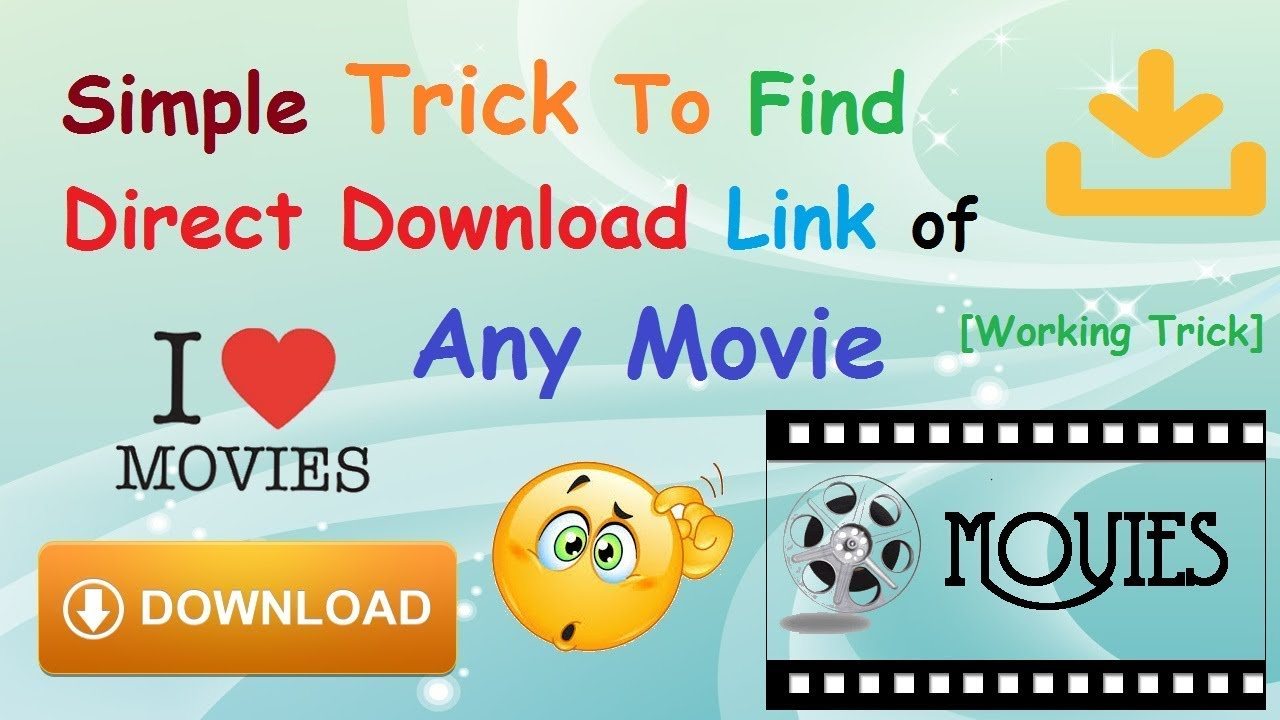 Google Search Trick To Get Direct Download Link of Any Movie