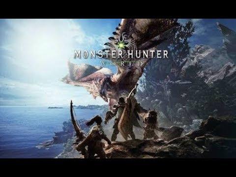Monster Hunter World Online