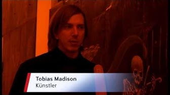 Ausstellung Tobias Madison