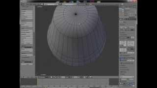 Урок - Создание груши в Blender