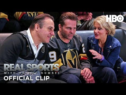 Bringing Pro Sports to Las Vegas, NHL's Golden Knights   Real Sports w/ Bryant Gumbel   HBO