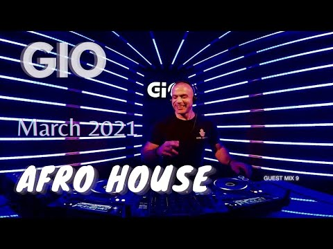 Afro House Best Mix 2021 by GIO - DeadLine Radio #9