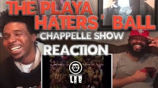 Chappelle's Show - The Playa Haters' Ball Reaction
