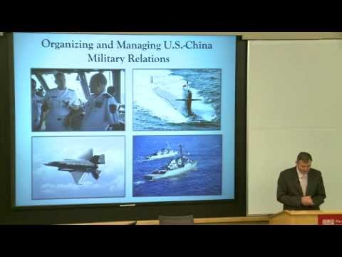 The Possibilities and Limits of Sino-American Military Relations
