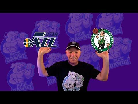 Boston Celtics vs Utah Jazz 3/16/21 Free NBA Pick and Prediction NBA Betting Tips
