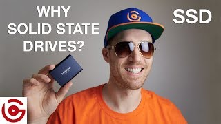 SSD Portable External Drive: Why Solid State Drives Are The Best!