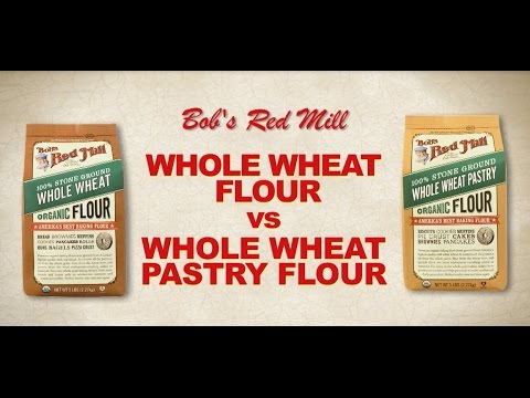 Whole wheat pastry flour recipes cookies
