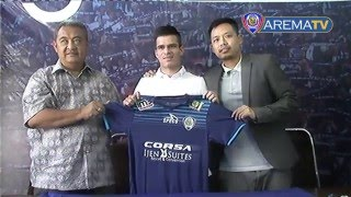 Arema TV - Press Conference - Pengenalan Pemain Baru Arema | Arema FC TV - Official TV Channel -