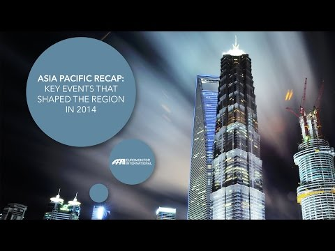 Asia Pacific Recap: Key Events that Shaped the Region in 2014