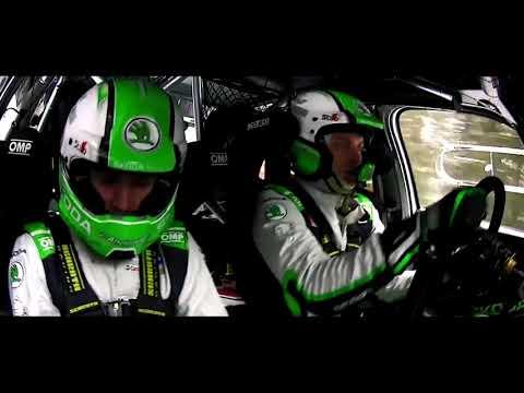 "Pontus Tidemand: ""Me and my OMP steering wheel"""