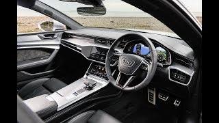 New Audi A7 Sportback UK Concept 2018 - 2019 Review, Photos, Exhibition, Exterior and Interior