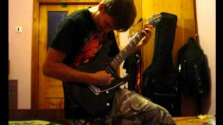 The Black Dahlia Murder - Thy Horror Cosmic (Guitar cover)