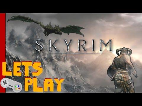 Skyrim: Ja dan doe je de SPONGE (Dragonborn DLC) #113