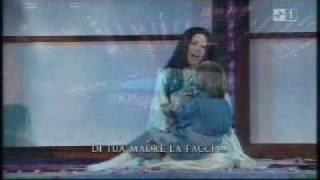 """MADAMA BUTTERFLY 1. FINALE  """" TU TU PICCOLO IDDIO """" canta AMARILLI NIZZA ( arena di verona )"""