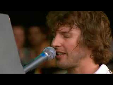 James Blunt - Goodbye My Lover ( Live in Glastonbury 2008 )